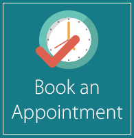 book an appointment button